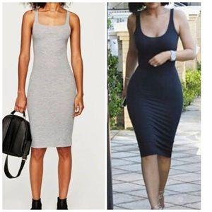 Zara Tank Midi Dress